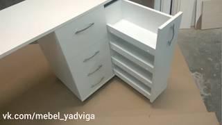 мебель Ядвига. Маникюрный стол МС14-1
