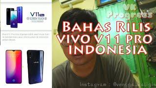 Tanggal Launching dan Harga Vivo V11 Pro Indonesia