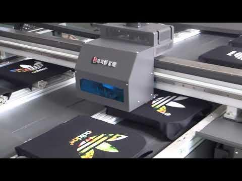 20 Plates T-shirt Digital Printing Machine