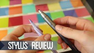 Bamboo Stylus Fineline Review | Emily Yamsek