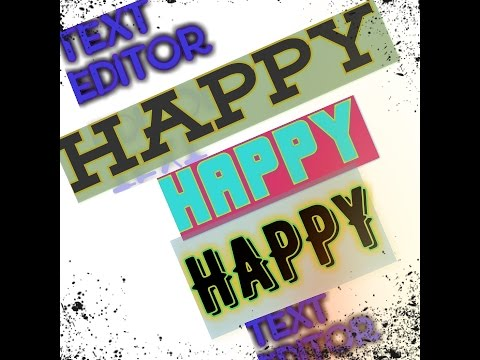 TextArt  Cool Text creator For Android