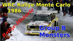 "Rallye Monte Carlo 1986, TV ""The Last Group B Monsters"""