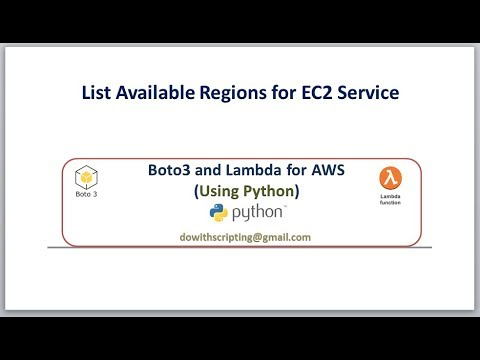 Download Aws Boto3 Describe Ec2 Instances By Its Running State And