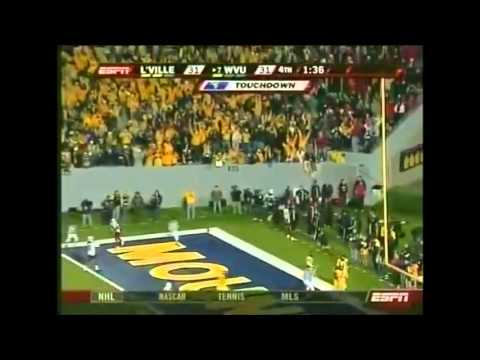Top 10 Plays In WVU Football History