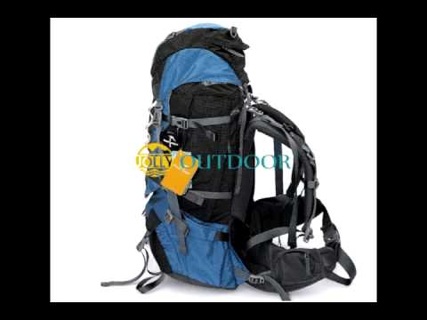 Outdoor Huge Best Hiking Backpacks online sale free shipping - YouTube