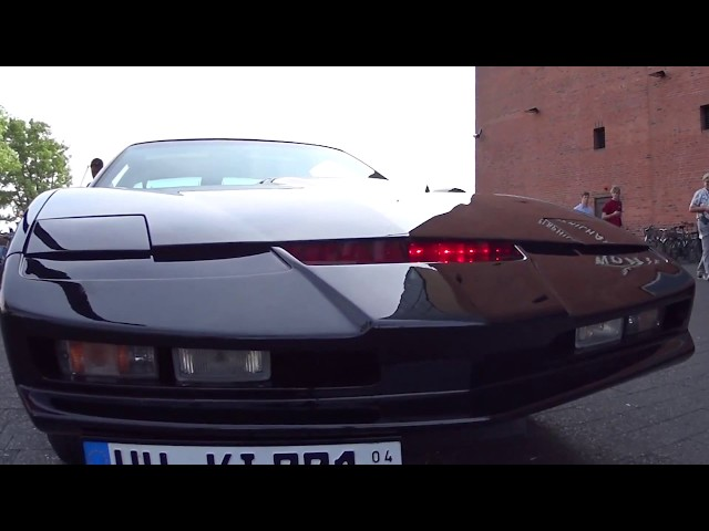 Hamburg Knight Rider - KITT