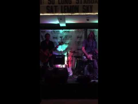 The Brian Clash Band at the big room 7-15-16