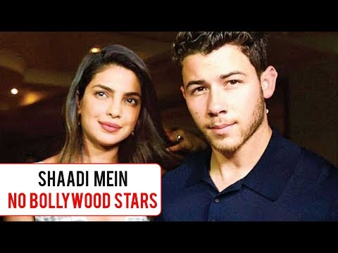 Bollywood Stars Not INVITED For Priyanka Chopra Nick Jonas Wedding Mp3