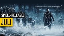 Spiele-Releases im Juli 2020 | Für PC, PS4, Xbox One und Switch