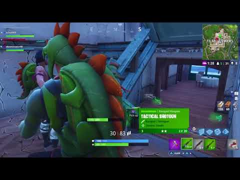 Fortnite Tilted Orgy