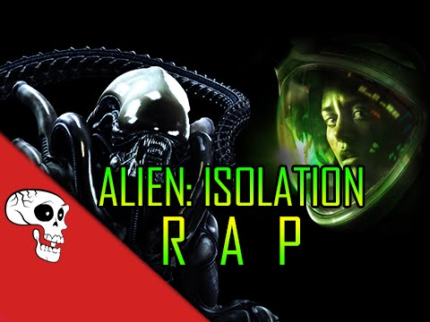ALIEN ISOLATION RAP by Rockit Gaming Feat. JT Music