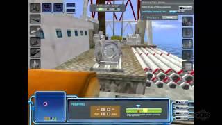 Pumping - Oil Platform Simulator Gameplay