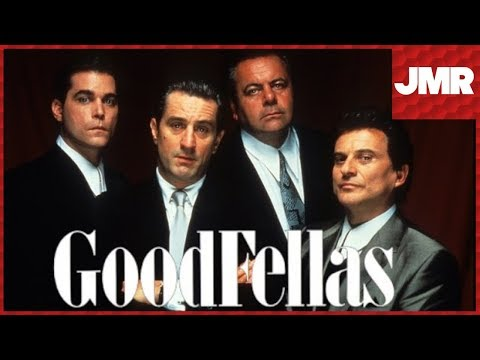 Why Goodfellas is the BEST Gangster Movie of All Time