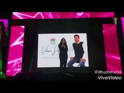 "JESSA ZARAGOZA SINGING TO ""BAKIT PA"" AT MOR PINOY MUSIC AWARDS - July 23 2018"