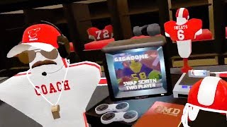 2MD VR Football - Head 2 Head Edition Multiplayer Gameplay Trailer【PSVR】Truant pixel, LLC