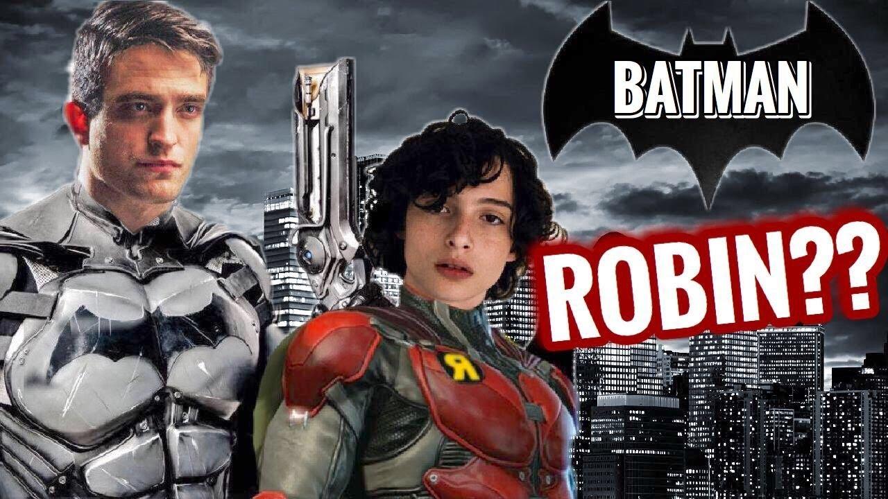 Batman 2021 To Include Robin Youtube