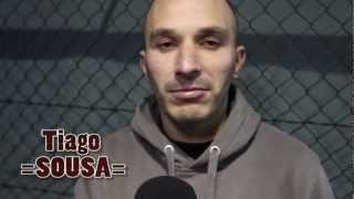 Tiago Sousa - Apresentação Compact Cage Championship - CCC Thumbnail