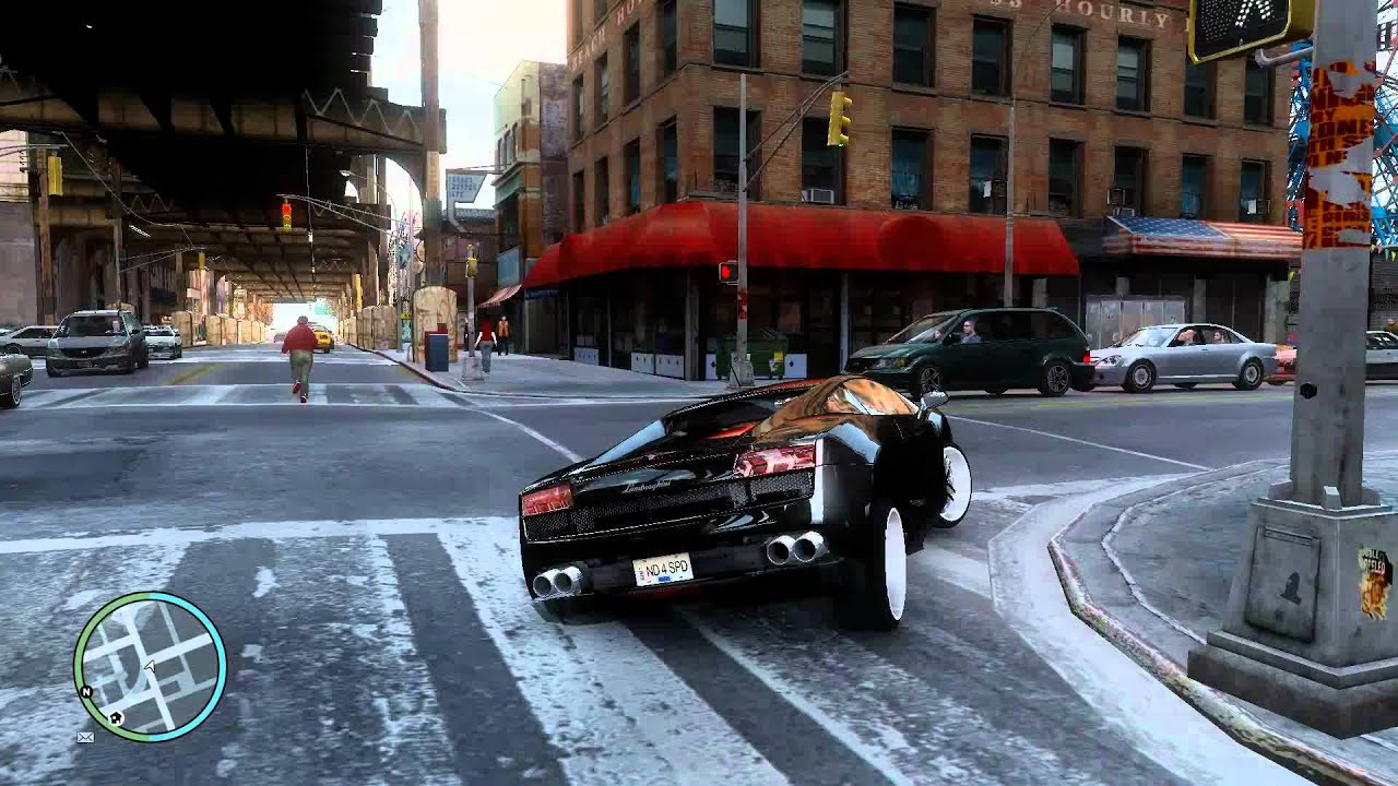 GTA IV UltraHigh Graphic - You...