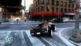 GTA IV UltraHigh Graphic