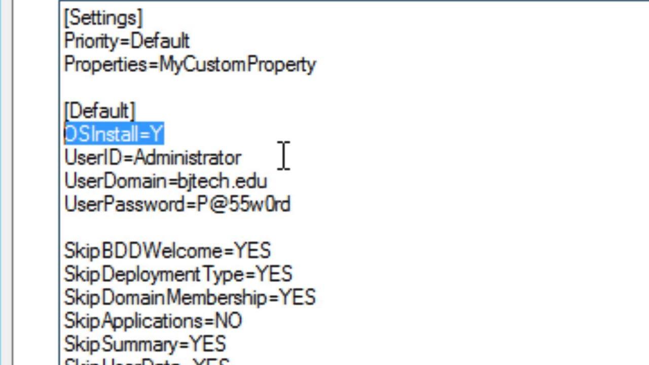 MDT 2013 Environment Setup for Windows 8 1 - Part 3 of 12
