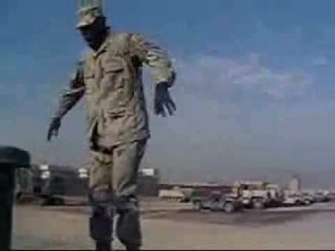 Militar Estupido