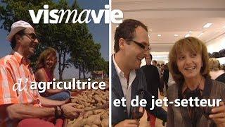 Agricultrice et jet-setteur : ils échangent leur vie ! MP3