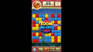 toon blast game 1144 level with boater |sarbesh