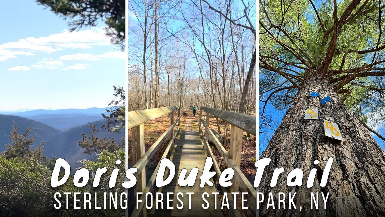 Doris Duke Trail | Sterling Forest State Park, NY