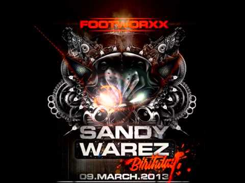 Sandy Warez @ Footworxx [Sandy Warez B-Day] 2013