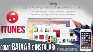 Como baixar e instalar o iTunes corretamente - Rápido e Fácil thumbnail