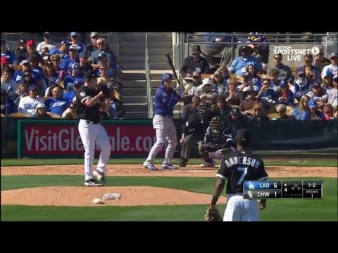 Dodgers vs White Sox Highlights | Dodgers Spring Training 2019