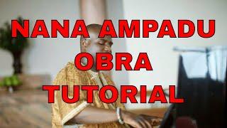 Kay Benyarko Classic Highlife Piano Tutorials  Obra ( Nana Ampadu)