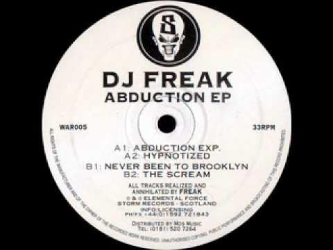 Dj Freak - Hypnotized  (1995)