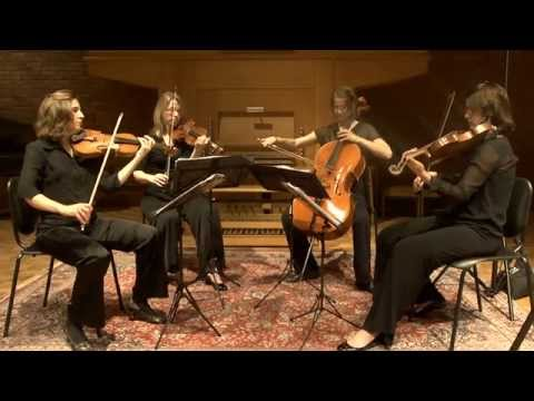Two Pieces for String Quartet: 1. Lento Molto - Tranquillo Legato