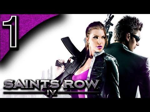 Mr. Odd. - Let's Play Saints Row 4 [CO-OP] - Part 1 - Chipmunk ...
