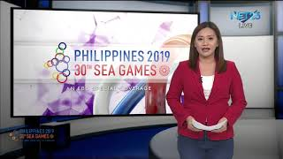 Pilipinas, Nangunguna Pa Rin Sa 30th Sea Games Medal Tally
