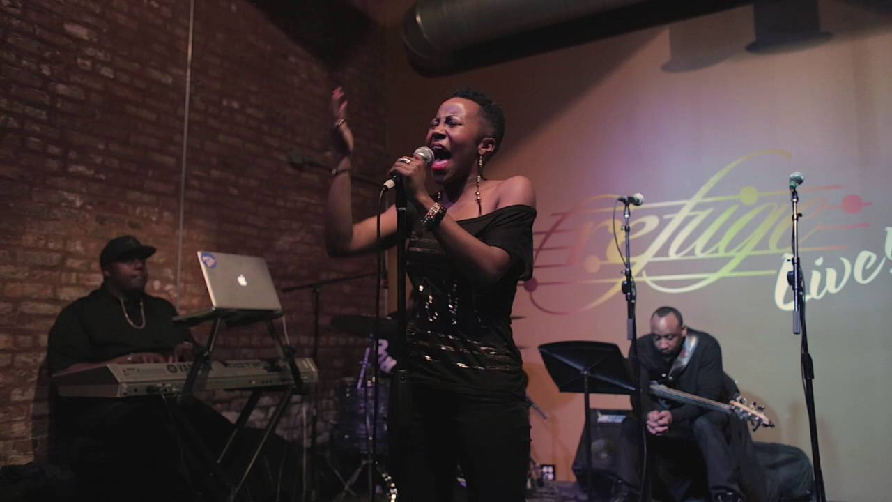 How Will I Know - (Whitney Houston Cover) Sherry Amour's Live Ballad