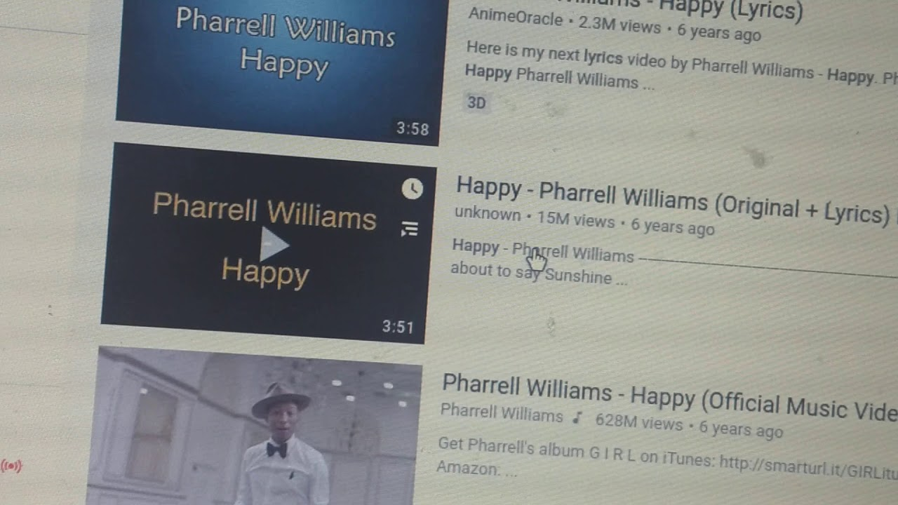 Some songs I like! - YouTube