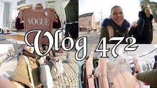 Shoppen in Nürnberg & Fashion Haul l Abstillen?! l Vlog 472