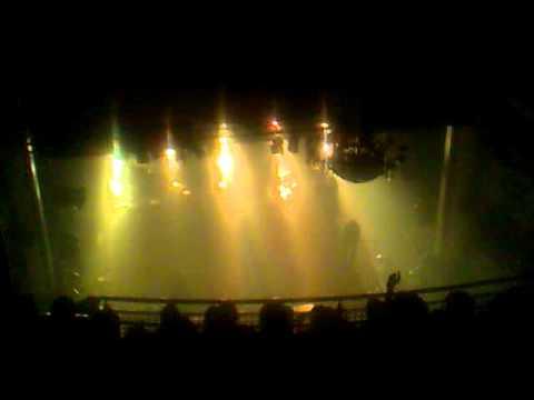 Interpol PDA live @ Olympia Theatre Dublin 29 Nov 2010