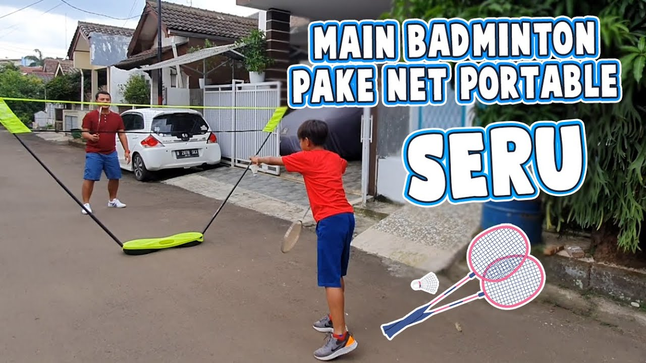 Badminton Easy Net - Unboxing, Set Up and Review