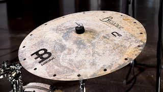 """Byzance Vintage 21"""" C Squared Ride (Chris Coleman Signature) by Meinl Cymbals B21C2R"""