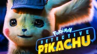 Pokémon Detective Pikachu Official Trailer #1 2019