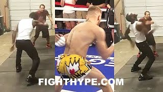 """(FUNNY!!!) TERENCE CRAWFORD STRAIGHT CLOWNS CONOR MCGREGOR; DARES BOXERS TO """"MCGREGOR CHALLENGE"""""""