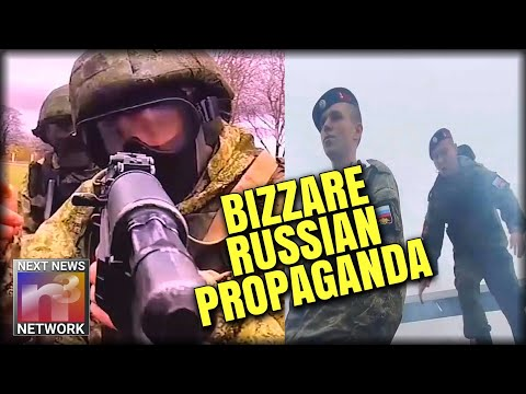 Putin Flexes Russian Marines With BIZZARE Propaganda Video That Would Make Justin Bieber Jealous