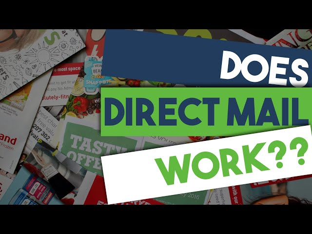 Does Direct Mail Work?  Just ask Bed Bath and Beyond!