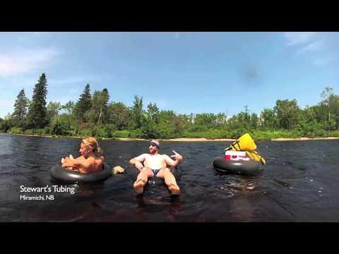 Stewart's Tubing - Miramichi, NB