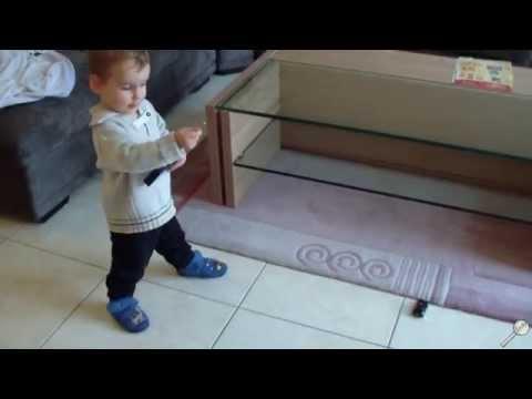 Shen Qi Wei Coke 2006D 1/58 - Présentation en intérieur (salon) - Par mon fils (-2 ans)