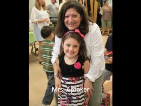 Isabelle Kindergarten Graduation - Lynn Crest School #22