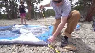 Mountainsmith Genesee 4 Tent Set Up Guide